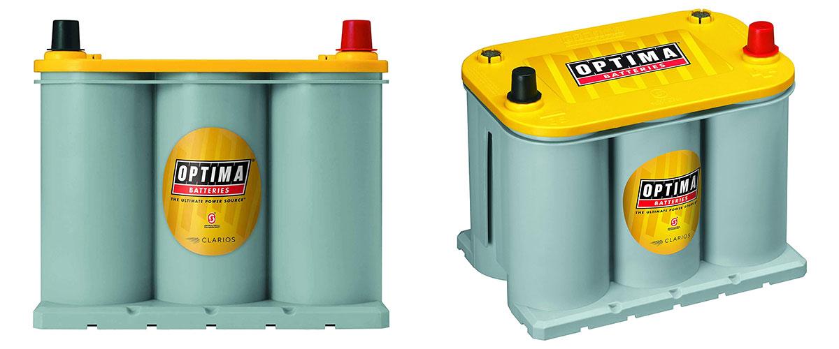 Optima Batteries 8040-218