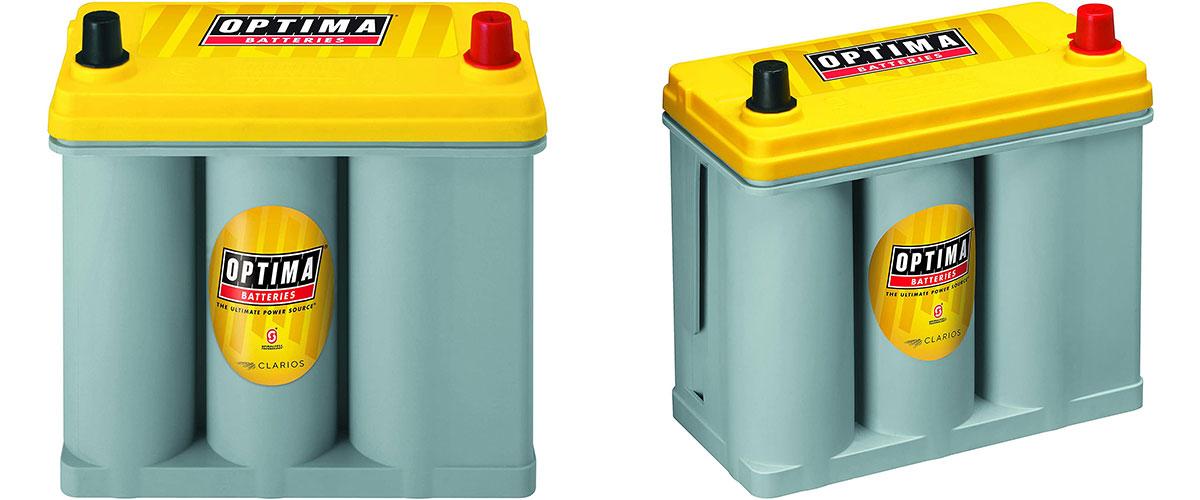 Optima Batteries OPT8073-167