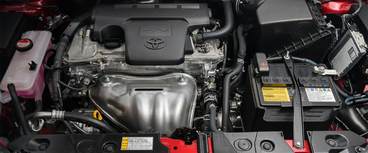 Toyota RAV4 battery